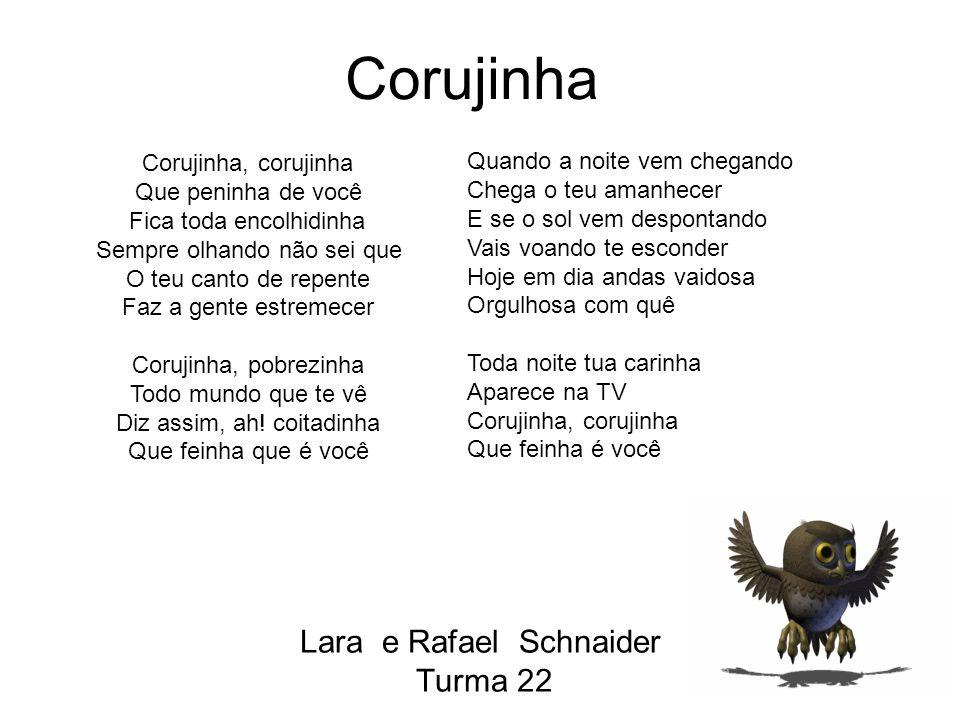 Lara e Rafael Schnaider Turma 22