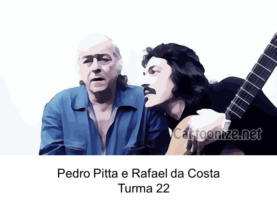 A foca Pedro Pitta e Rafael da Costa Turma 22 Quer ver a foca Ficar feliz.