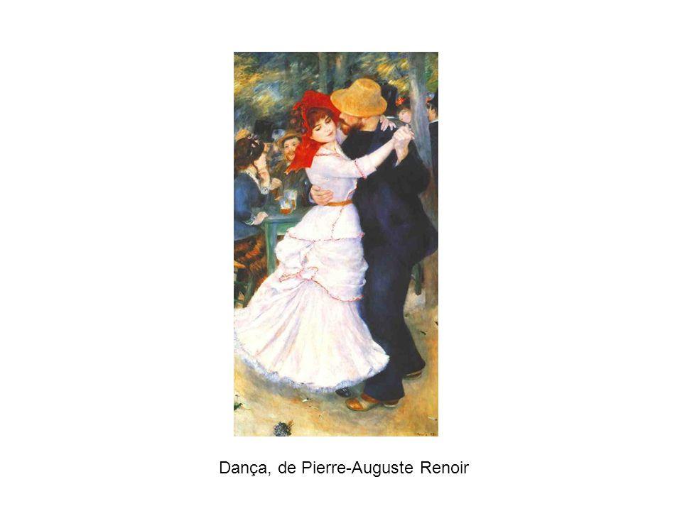 Dança, de Pierre-Auguste Renoir