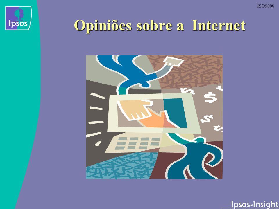 ISO9000 Opiniões sobre a Internet