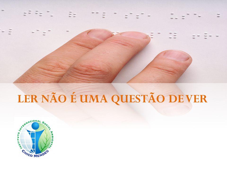 12 8344 - Projeto Literário: LER NÃO É UMA QUESTÃO DE VER.