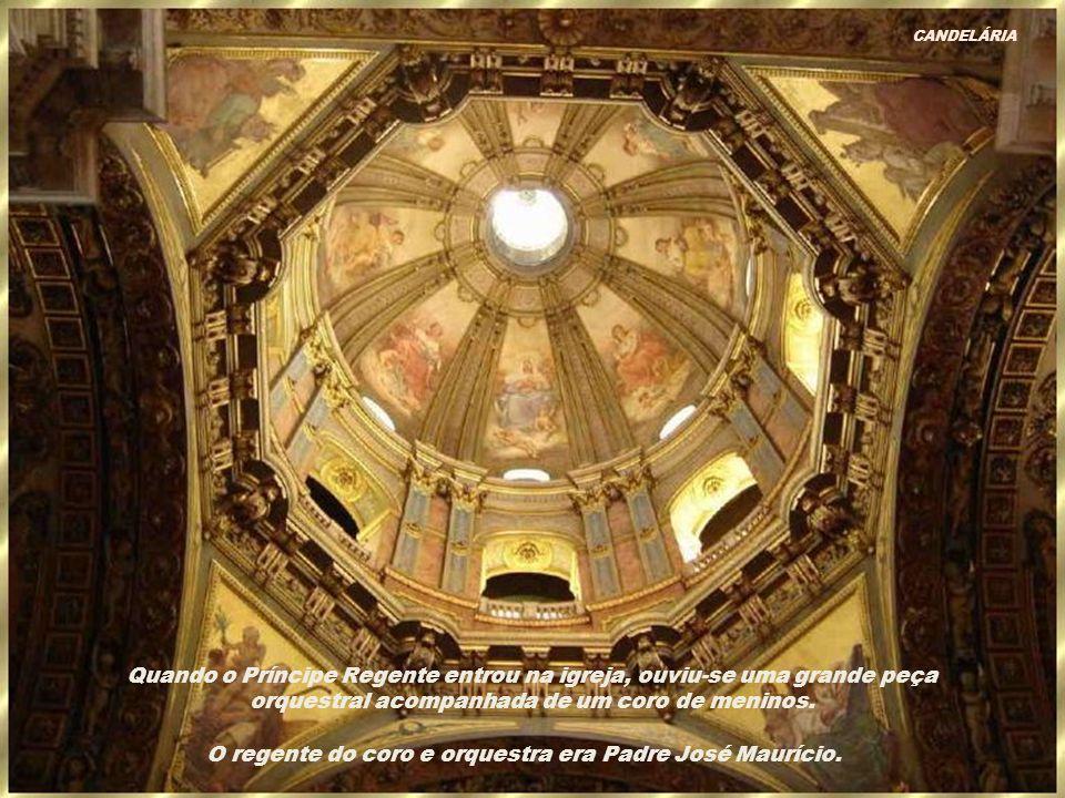 Aos 25 anos é ordenado padre e, aos 31, torna-se mestre-de-capela da Sé Catedral do Rio de Janeiro. Seguiu-se um período de grande produtividade artís