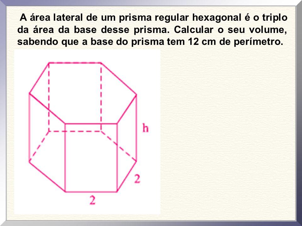 (VUNESP – MODELO ENEM) – O volume do ar contido em um galpão com a forma e dimensões dadas pela figura abaixo é: a) 288 b) 384 c) 480 d) 360 e) 768