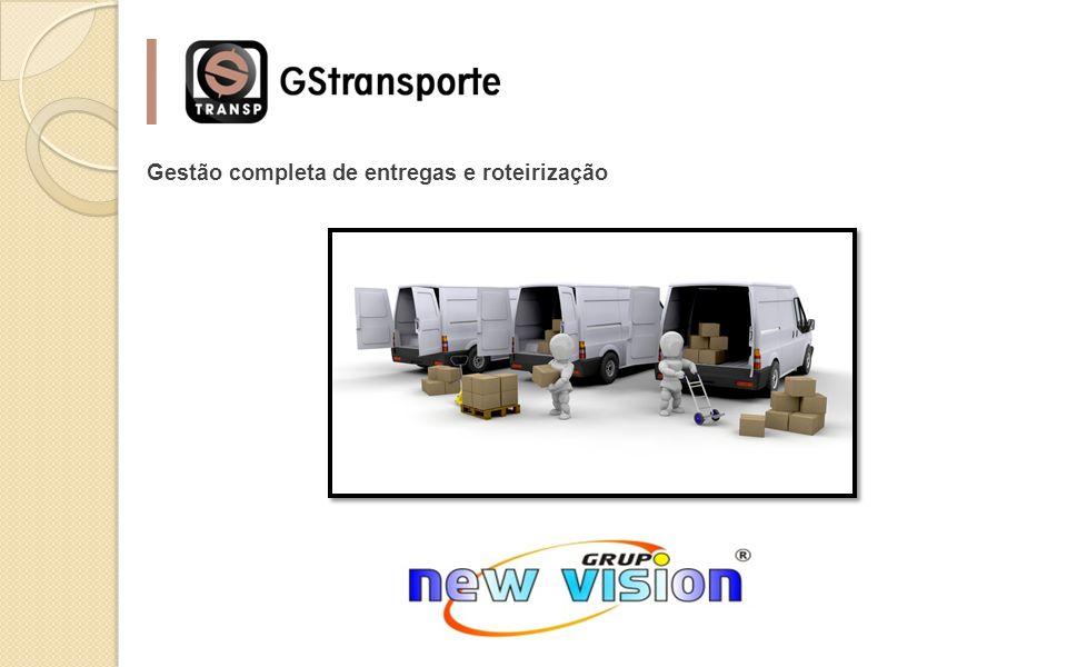 Gestão completa de entregas e roteirização www.systemsat.com.br