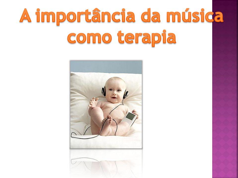 Sendo uma arte, a música faz parte da vida do ser humano, independentemente o sexo, da idade e da cultura.