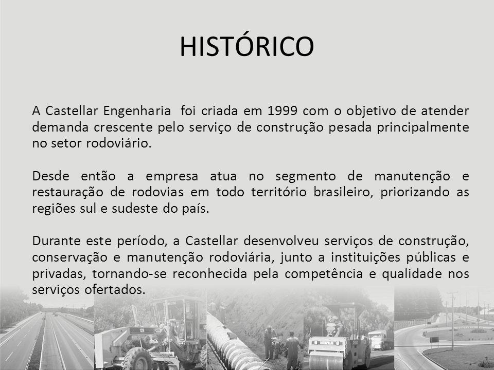 MISSÃO Participar do desenvolvimento social e econômico nacional, mediante a prestação de serviços de manutenção e restauração rodoviária com dedicação e criatividade, prezando pela qualidade dos serviços e superação das expectativas dos clientes.