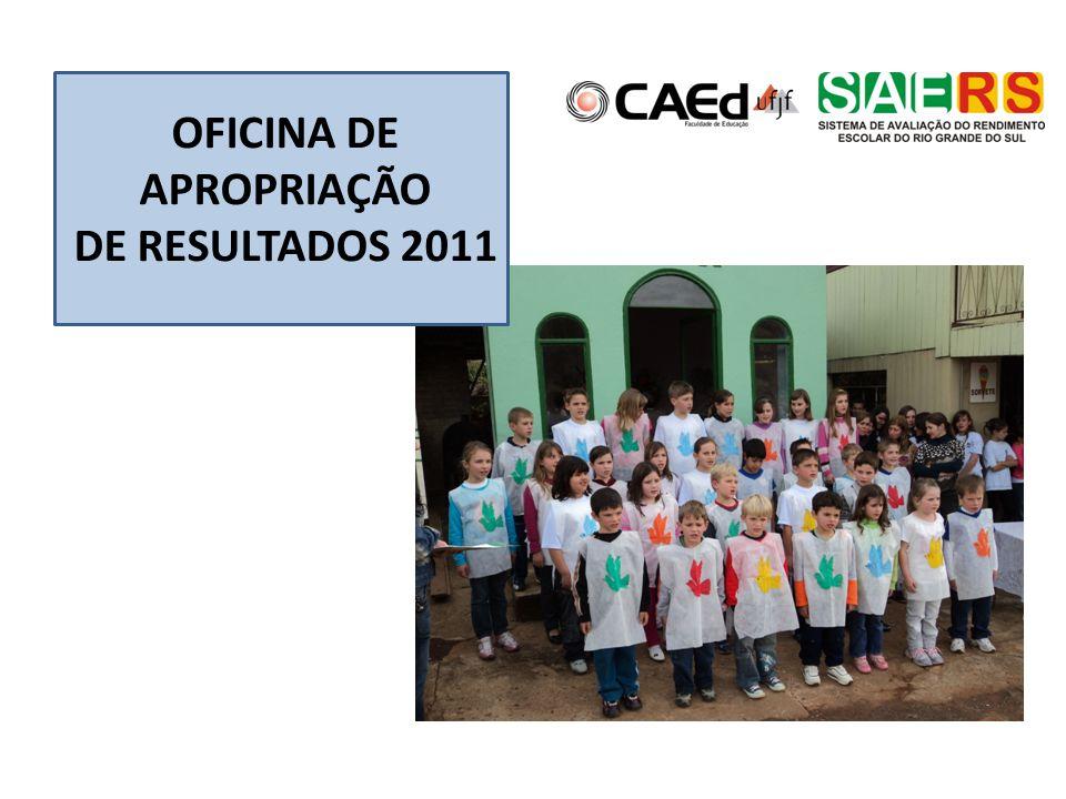 OFICINA DE APROPRIAÇÃO DE RESULTADOS 2011