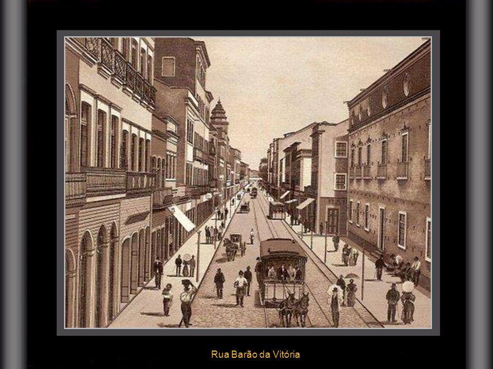 Rua Barão da Vitória