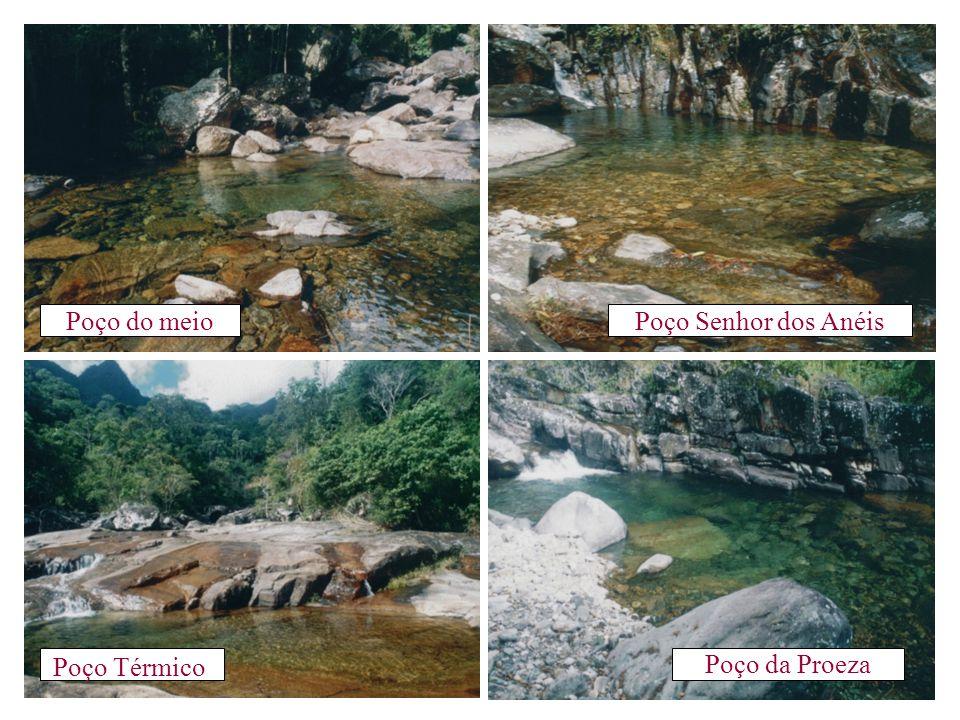 Cachoeira do Rogério - River Trekking