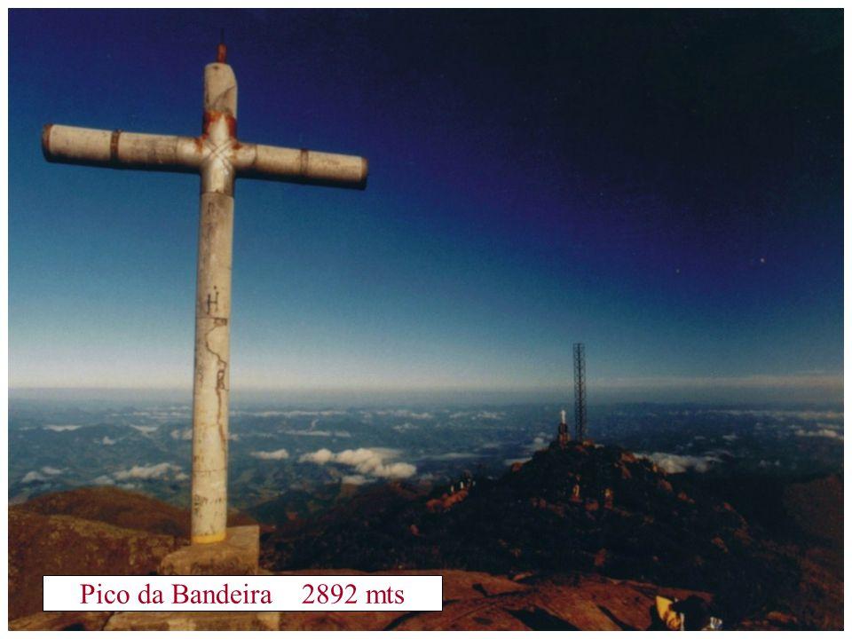 Maciço do Pico da Bandeira