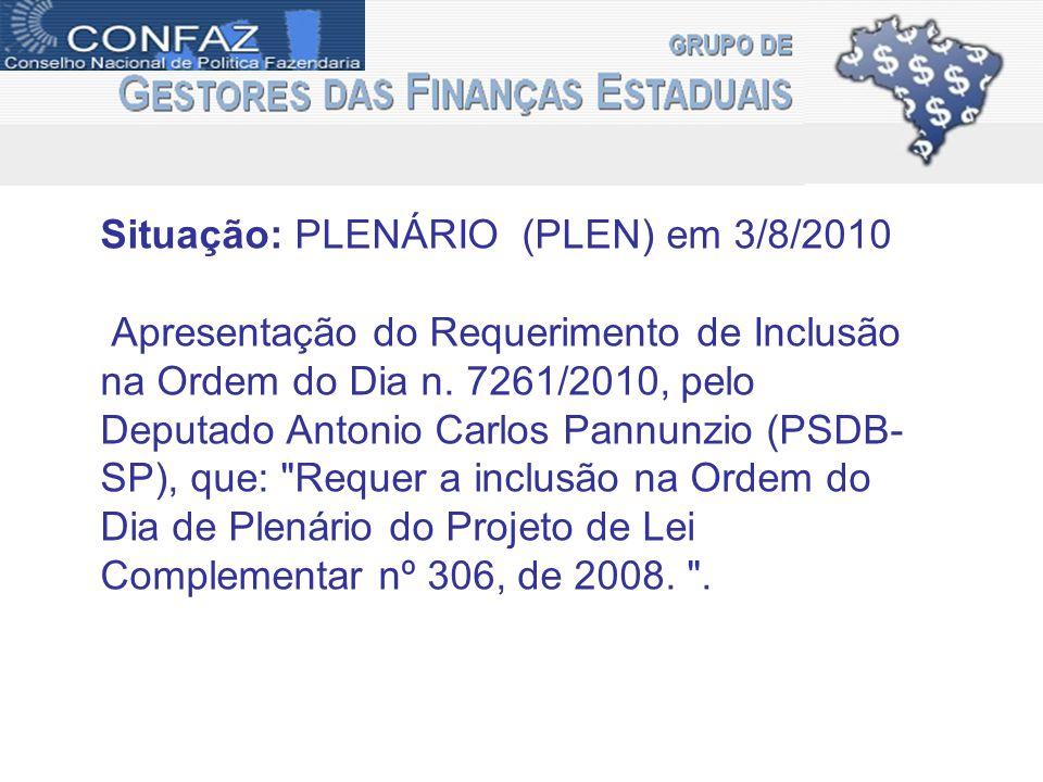 PLC nº 89 de 2007 (CN PLP 01/2003) Autoria: DEPUTADO - Roberto Gouveia – PT/SP Relatora: Senadora Rosalba Ciarlini – DEM/RN Ementa: Regulamenta o § 3º do art.