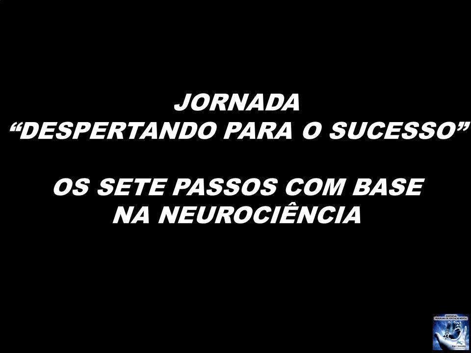 JORNADA DESPERTANDO PARA O SUCESSO OS SETE PASSOS COM BASE NA NEUROCIÊNCIA