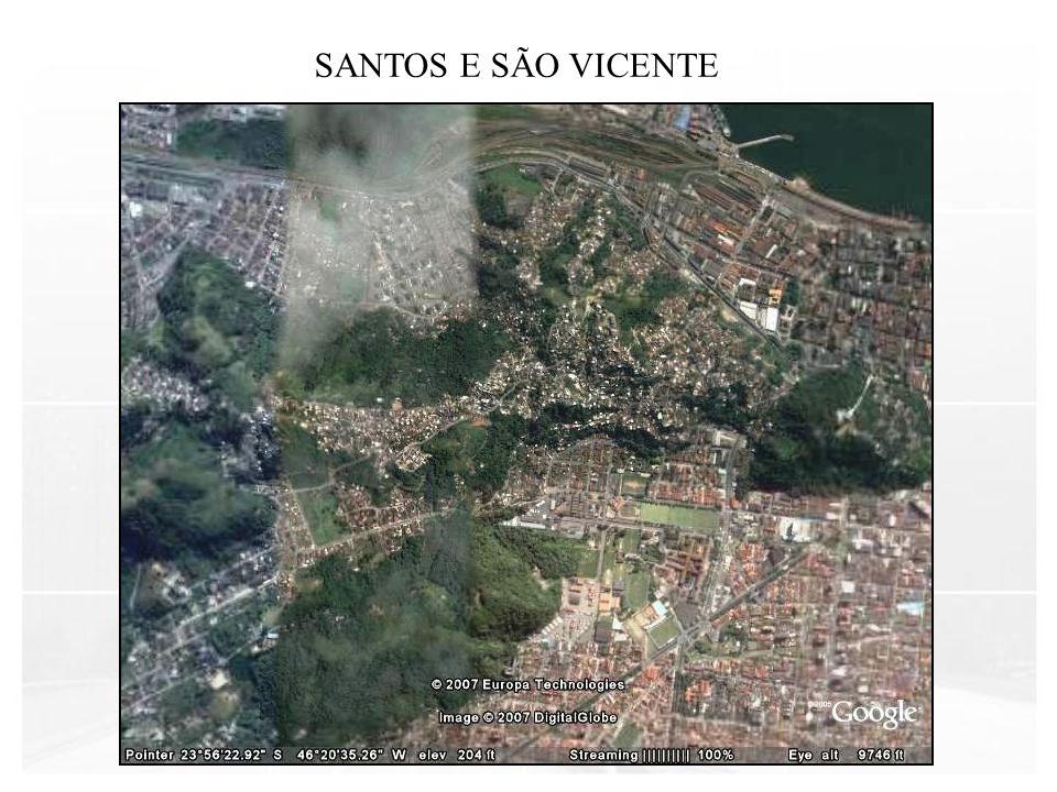 SANTOS E SÃO VICENTE