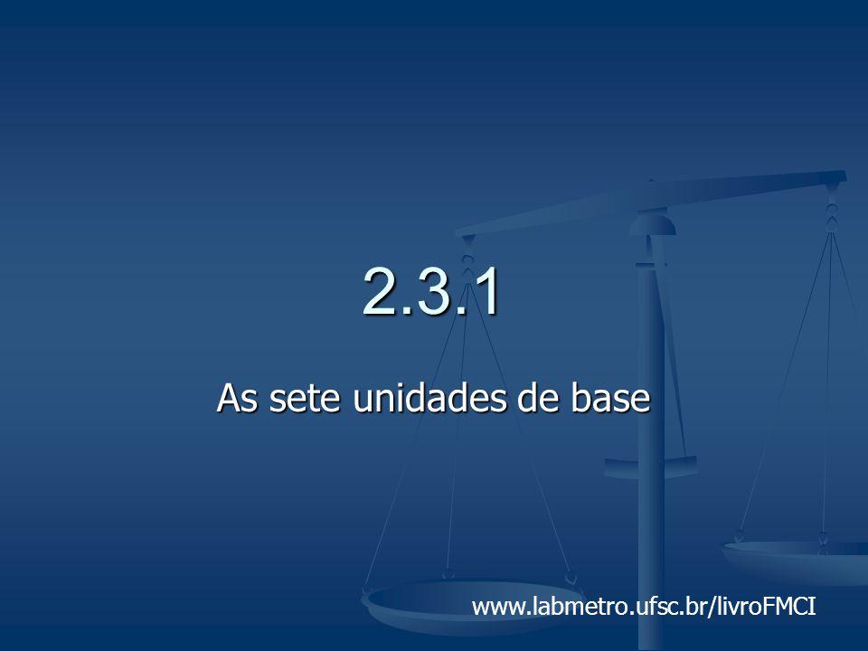 www.labmetro.ufsc.br/livroFMCI 2.3.1 As sete unidades de base