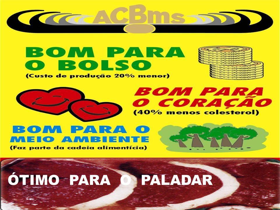 Provado está internacionalmente, que a carne bubalina é uma carne nobre e sobre tudo uma proteína light:
