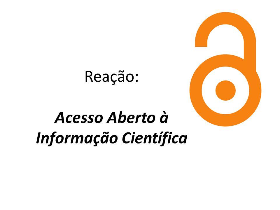 Reação: Acesso Aberto à Informação Científica