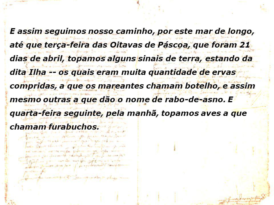 A PROPÓSITO DO TEXTO - RESOLUÇÃO 4.Retire da última estrofe do poema uma gradação.