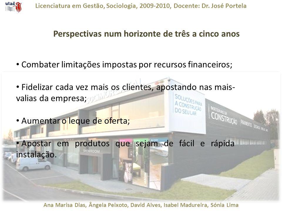 Licenciatura em Gestão, Sociologia, 2009-2010, Docente: Dr. José Portela Ana Marisa Dias, Ângela Peixoto, David Alves, Isabel Madureira, Sónia Lima Pe