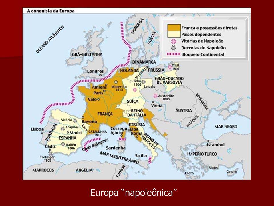 Europa napoleônica