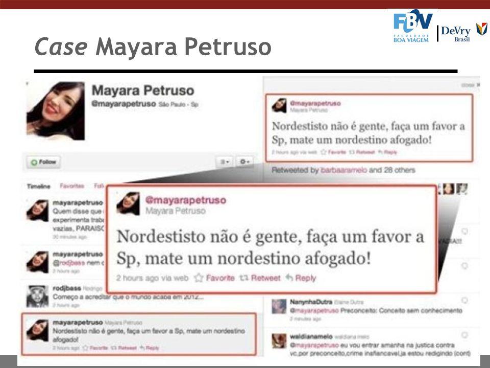Case Mayara Petruso