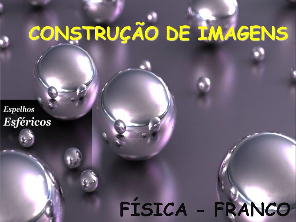 Formação de Imagens em Espelhos Esféricos V F C E.P.
