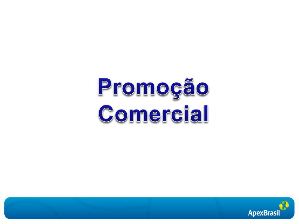 MISSÃO APEX-BRASIL Promover as exportações de produtos e serviços brasileiros, contribuindo para a internacionalização de empresas brasileiras, o fortalecimento da imagem do país e intensificando a atração de investimentos.