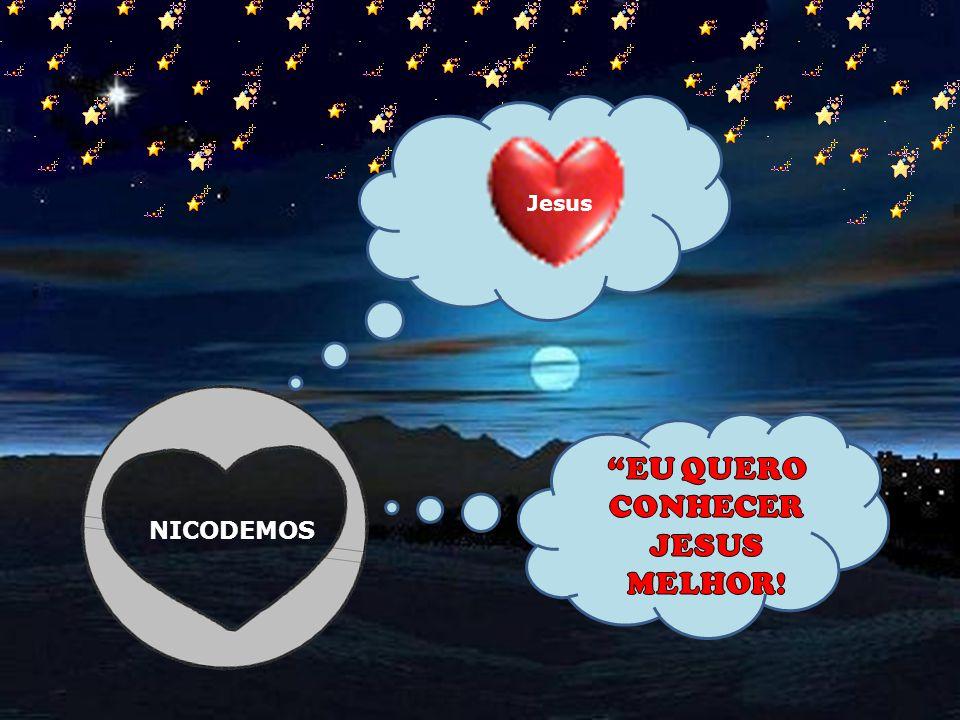 NICODEMOS Jesus