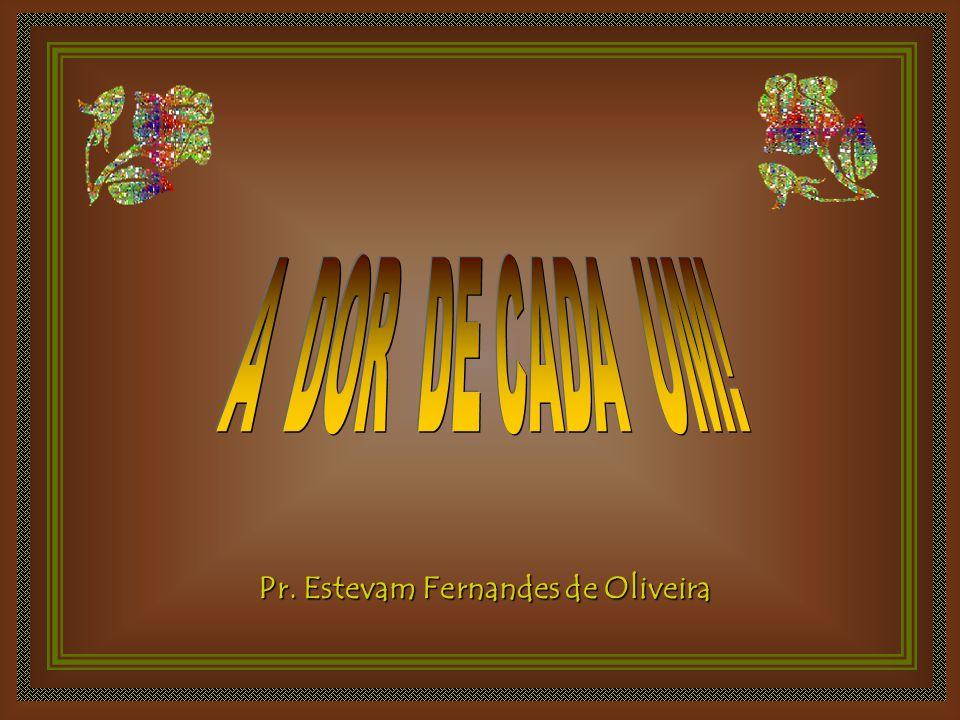 Pr. Estevam Fernandes de Oliveira