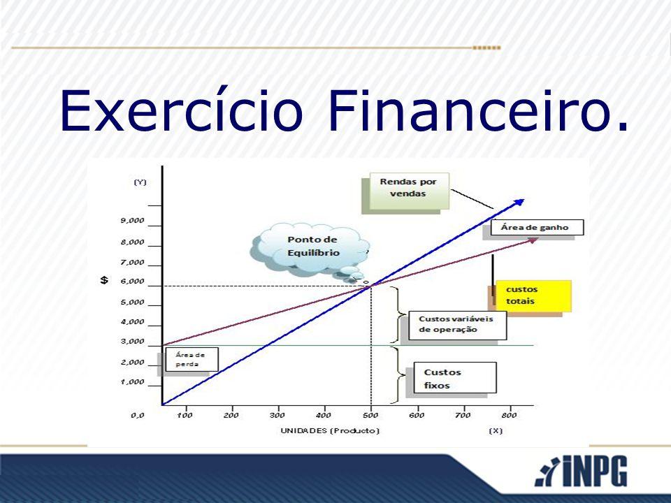 Exercício Financeiro.