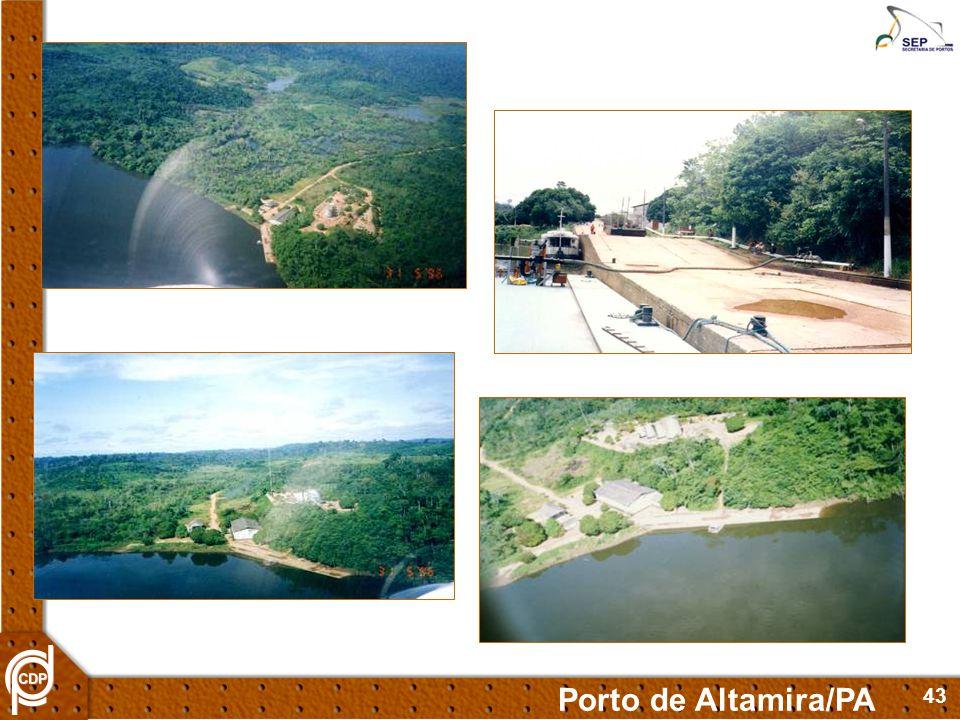 43 Porto de Altamira/PA