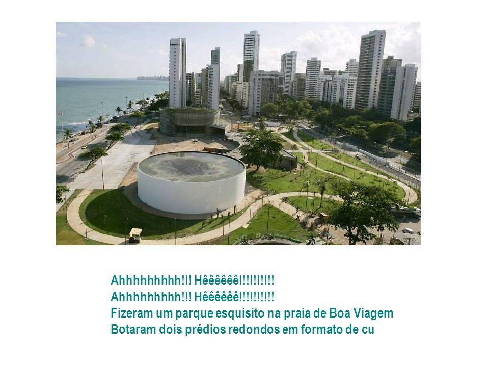 Parque Dona Lindu O Parque Dona Lindu, construído no bairro de Boa Viagem, em Recife-PE, e que ganhou o nome da mãe do presidente Lula, virou letra de