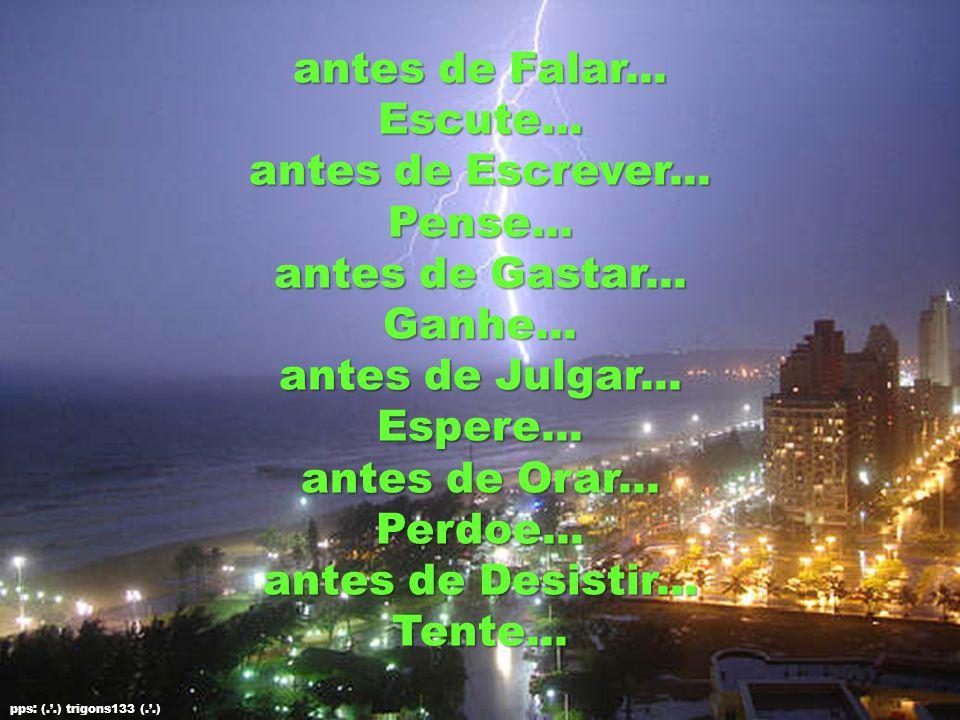 O PODER DA LINGUA pps: (..) trigons133 (..)