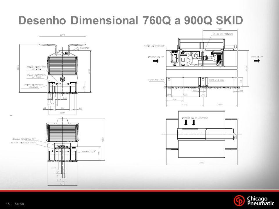 15.Set 09 Desenho Dimensional 760Q a 900Q SKID