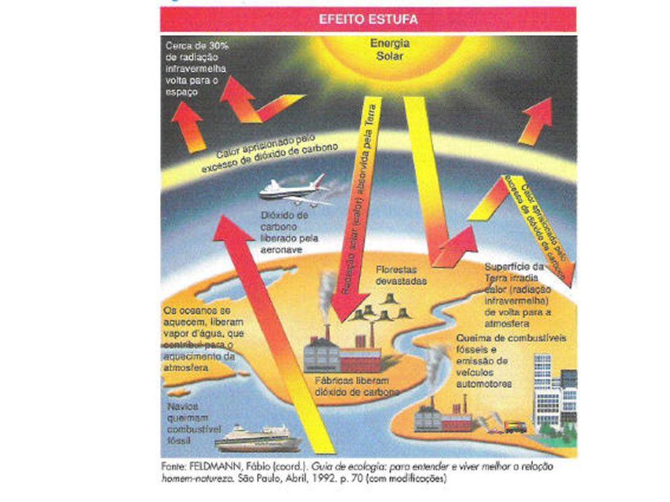 Hidrologia e Clima Quem mais determina o funcionamento do ciclo da água é o clima.