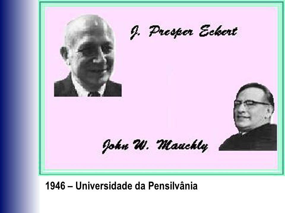 1946 – Universidade da Pensilvânia