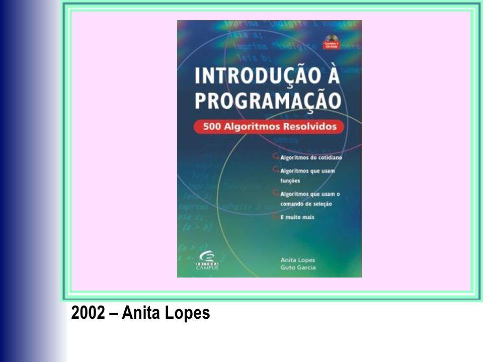 2002 – Anita Lopes