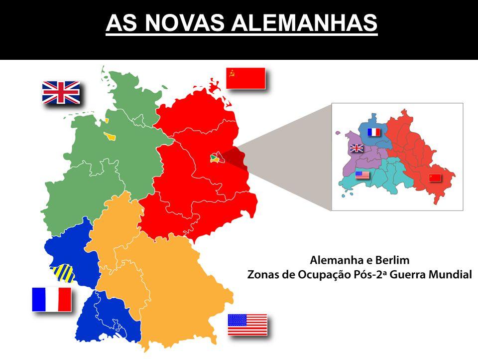 AS NOVAS ALEMANHAS