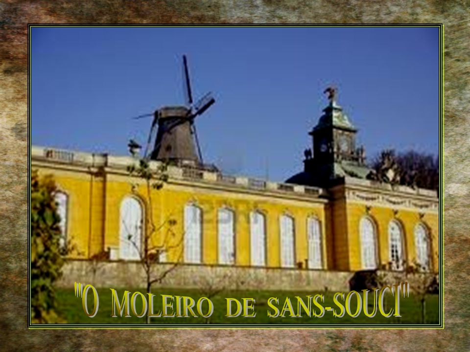 Assim ficou conhecido o episódio que teria ocorrido no século XVIII, imortalizado pelos versos do escritor francês François Andriex (1759-1833) no con