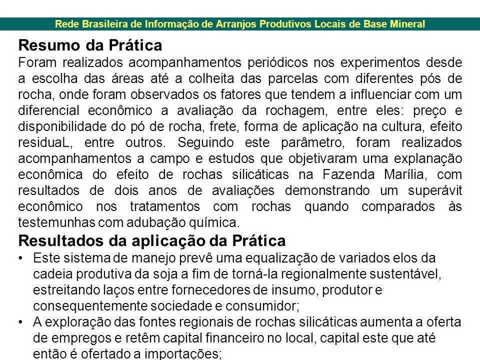 Rede Brasileira de Informação de Arranjos Produtivos Locais de Base Mineral FINALISTAS DO PRÊMIO MELHORES PRÁTICAS 2012 Temática: Aproveitamento de resíduos Título: Aproveitamento de resíduos de quartzito da região do Seridó – PB Coordenação: Sr.