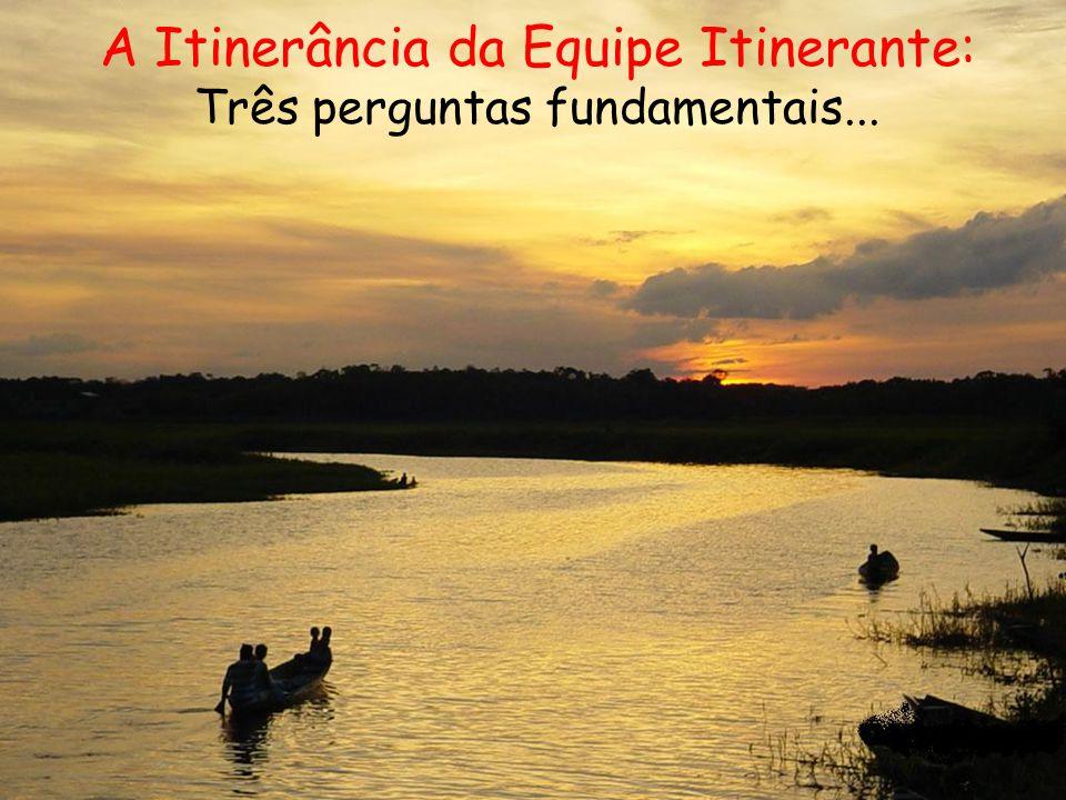 1.Com quem Deus nos convida a complicar profeticamente nossa vida em missão na Amazônia.