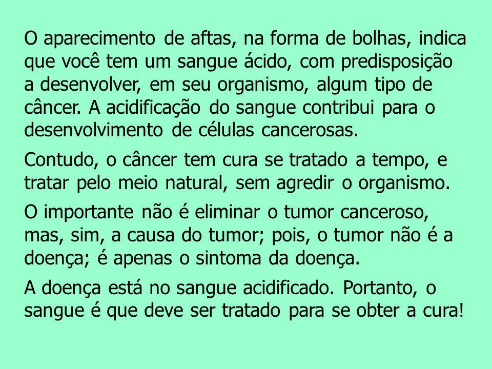 Causas e Sintomas O cigarro e as bebidas alcoólicas, principalmente destiladas, são agentes causadores desse tipo de câncer.