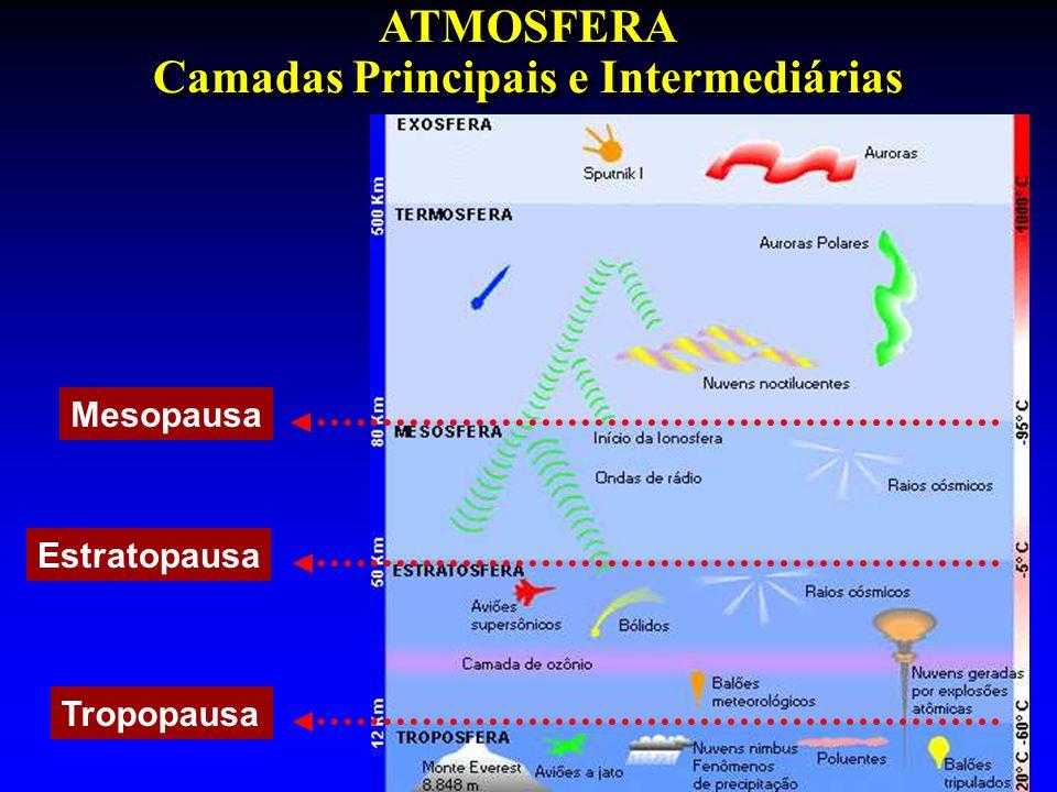 COMPORTAMENTO DA TEMPERATURA E DO OZÔNIO