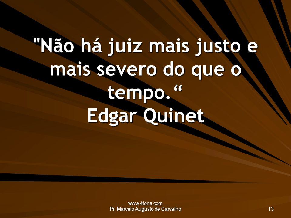 www.4tons.com Pr. Marcelo Augusto de Carvalho 13