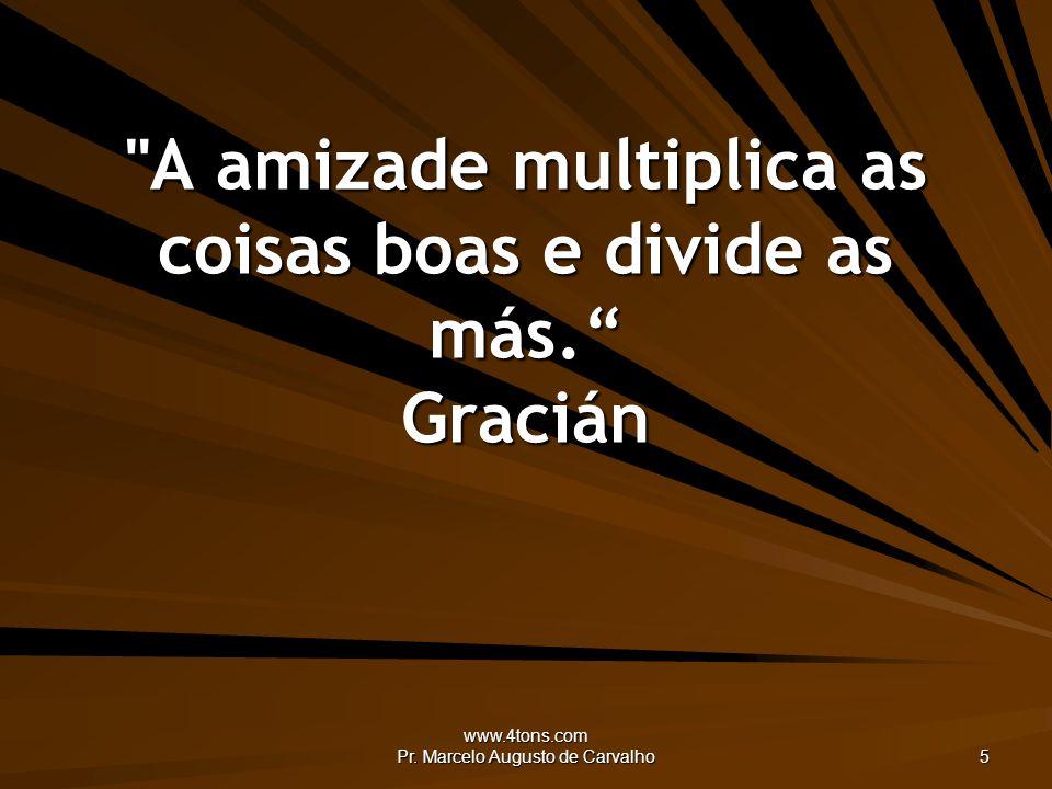 www.4tons.com Pr. Marcelo Augusto de Carvalho 5