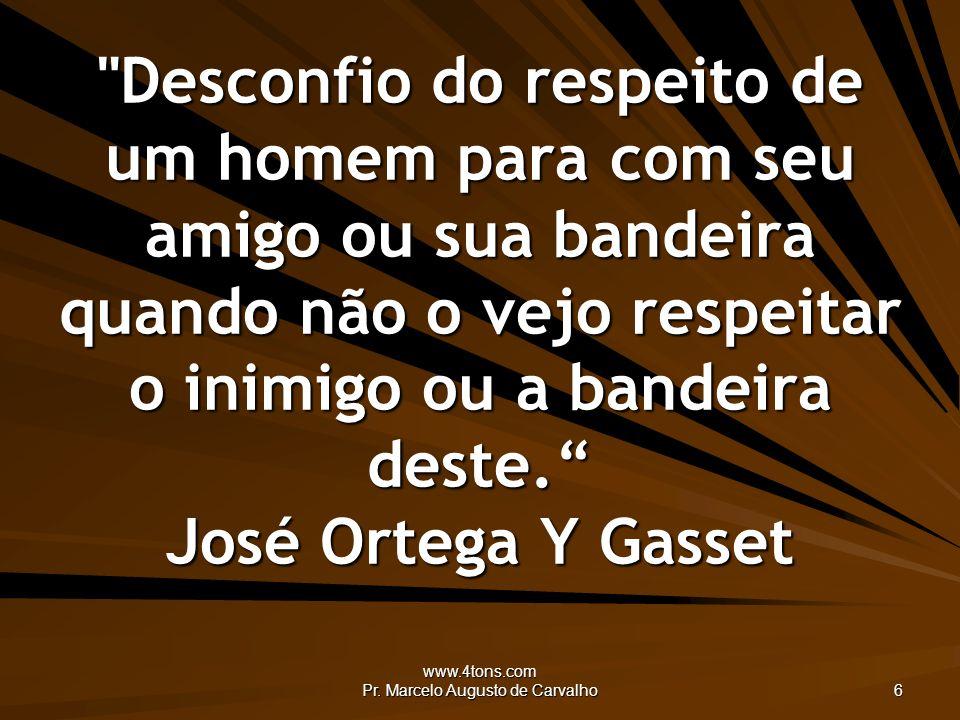 www.4tons.com Pr. Marcelo Augusto de Carvalho 6
