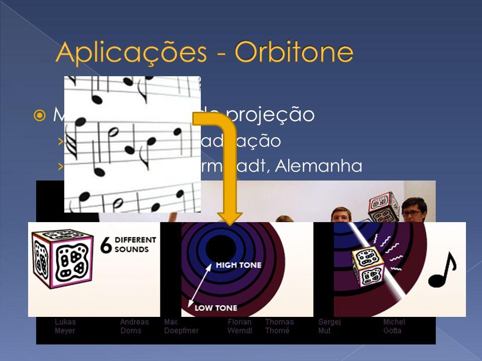 Música utilizando projeção Trabalho de Graduação Hochschule Darmstadt, Alemanha Pentagrama Demo Orbitone.mp4