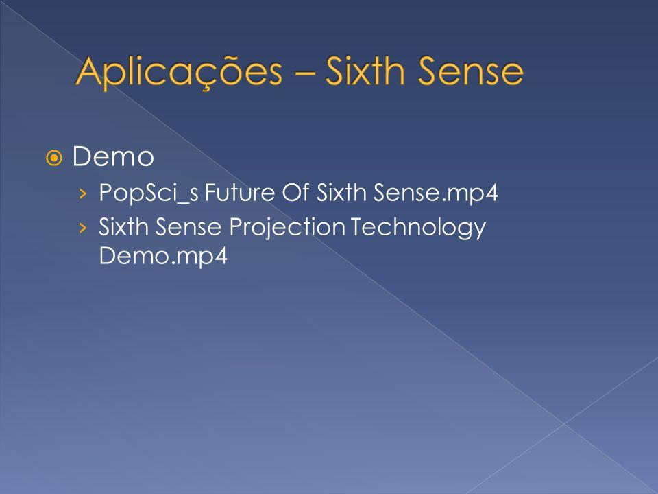 Demo PopSci_s Future Of Sixth Sense.mp4 Sixth Sense Projection Technology Demo.mp4