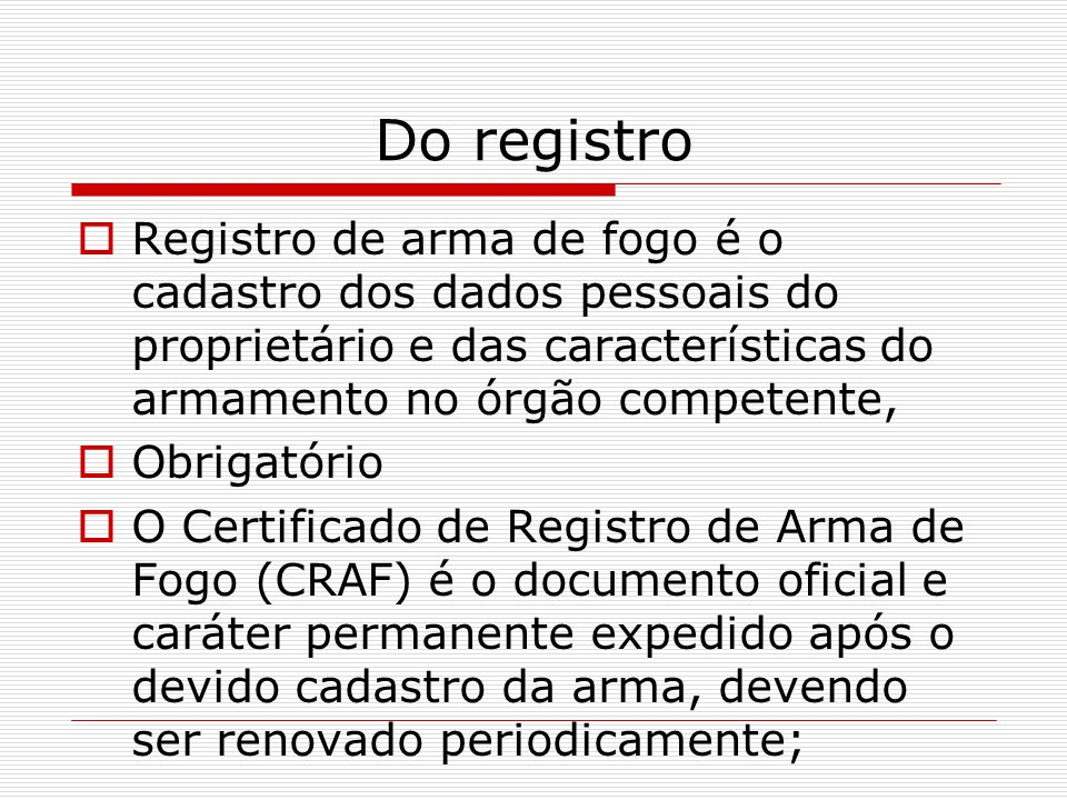 CONSTITUI CRIME A ARMA DESMUNICIADA.- STJ PENAL. HABEAS CORPUS.