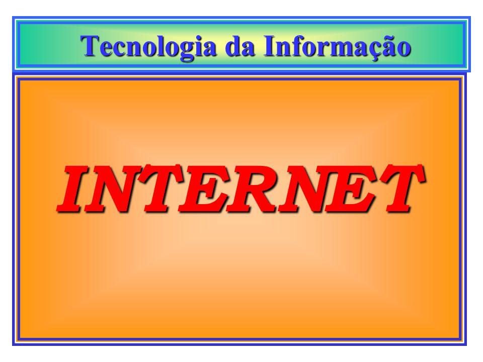 Tecnologia da Informação Tecnologia da Informação ORGANIZAÇÕES VIRTUAIS São associações ou instituições com objetivos definidos, contendo todas as con