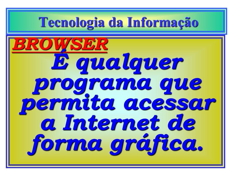 Tecnologia da Informação Tecnologia da Informação Wold Wide Web Wold Wide Web (www) Hipertexto Multimídia SOHO (Small Office Home Office). É a ferrame